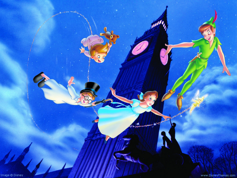 Peter Pan: Not Just Magic and Pixie Dust
